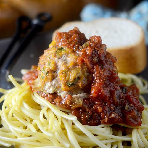 Italian Turkey Meatball