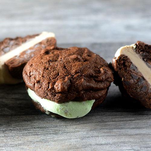 Ice Cream Sandwich Cookies