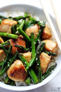 Chicken-and-Asparagus-Stir-Fry