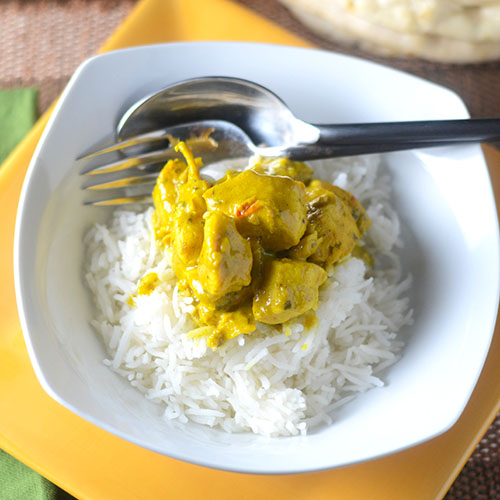 Chicken Curry from Feed Your Soul Too