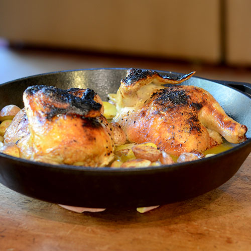 Rao's Lemon Chicken