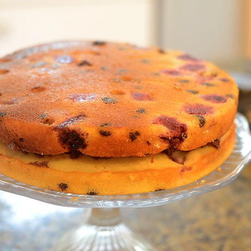 2nd Cake Layer