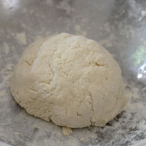 Dough after Mixing