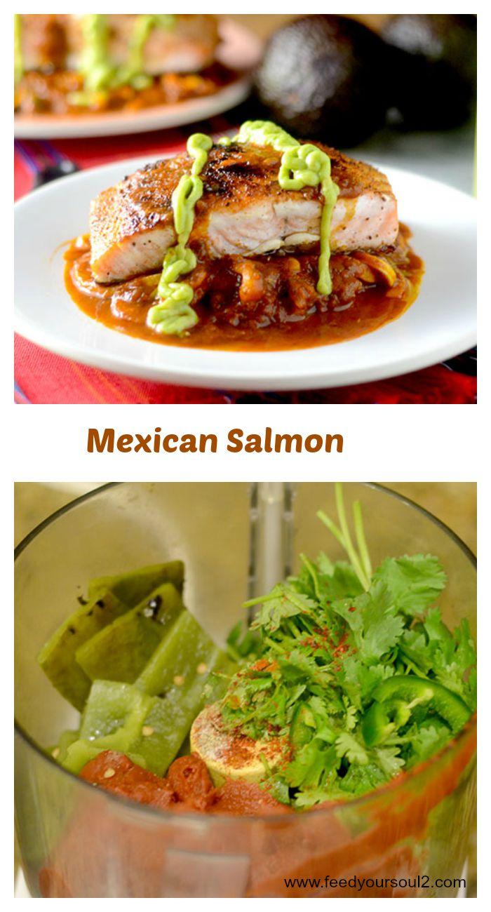 Mexican Salmon