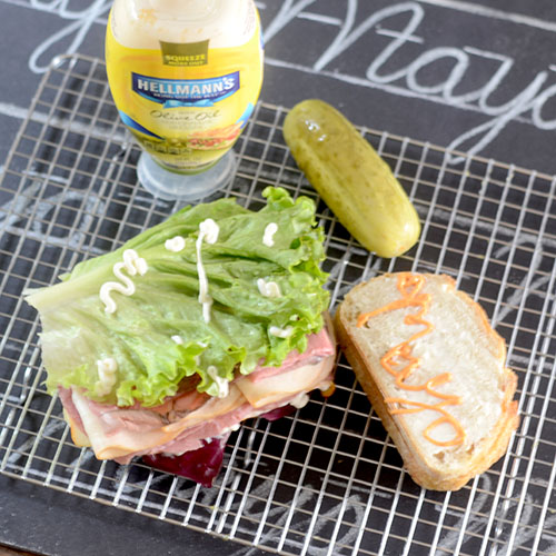How to Write a Sandwich #SQUEEZEMOREOUT
