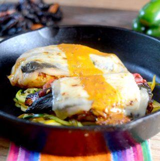 Mexican Chicken Parmesan