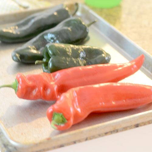 Peppers Pre-roast