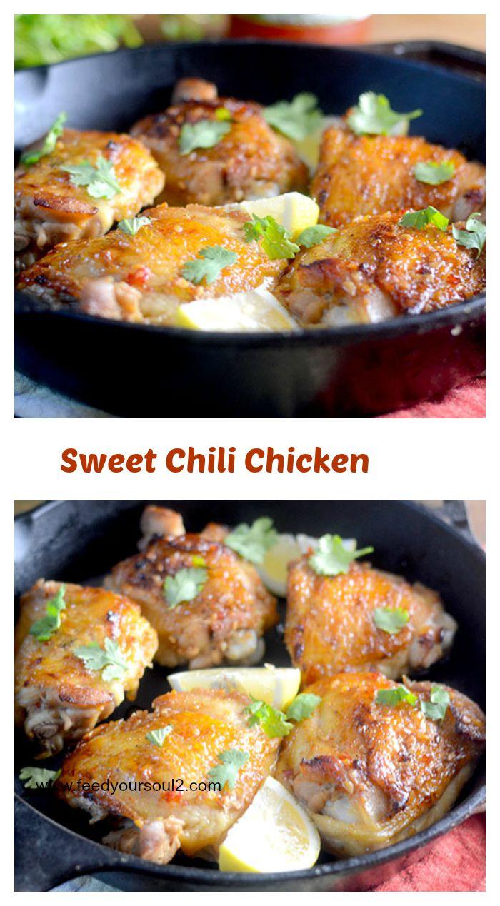 Sweet Chili Chicken