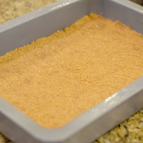 Graham Cracker Layer