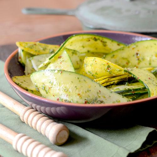Zucchini Squash Salad