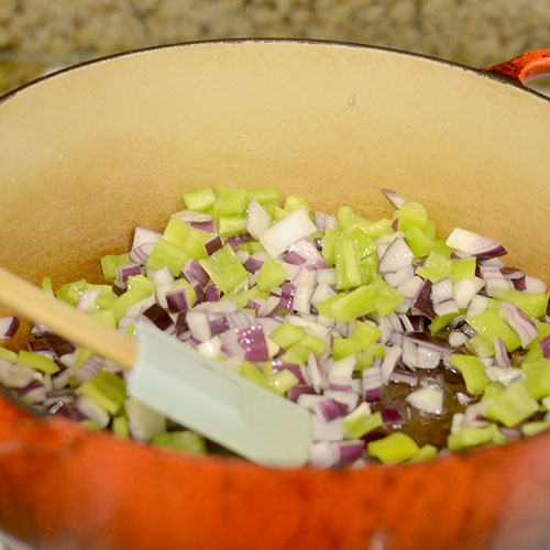 Onions & Cubanelles