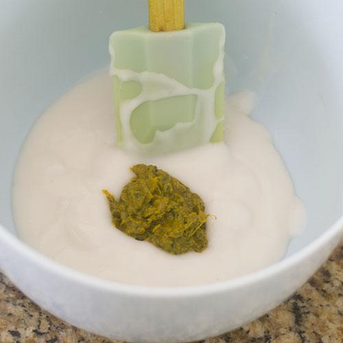 Yogurt and Yellow Curry