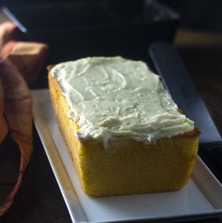 Almond Lemon Cake