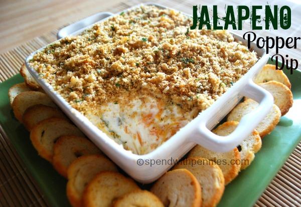 Jalapeño Popper Dip Best Appetizers