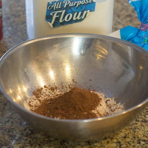 Dry Ingredients 500