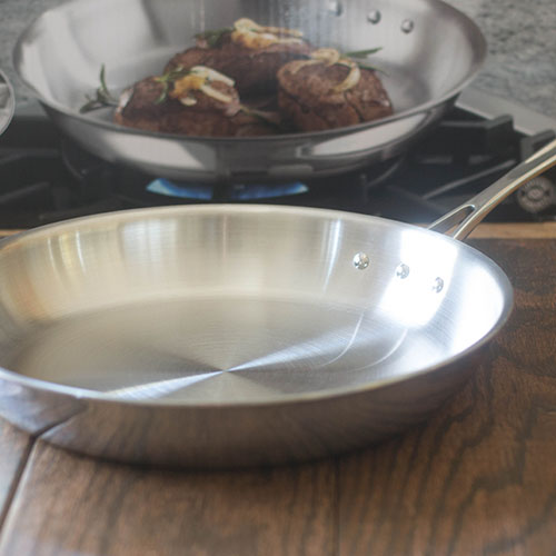"Calphalon 12"" Stainless Steel Omelet Pan"