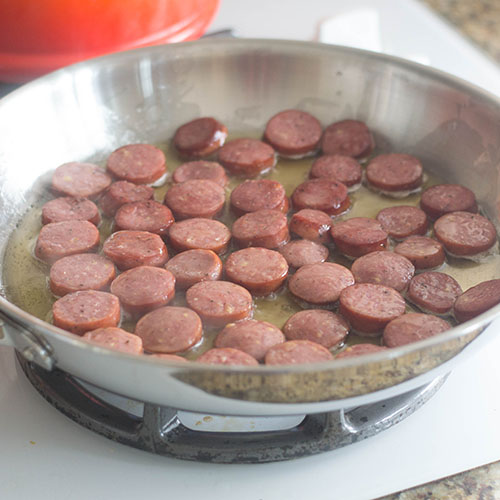 Smoked Beef Kielbasa