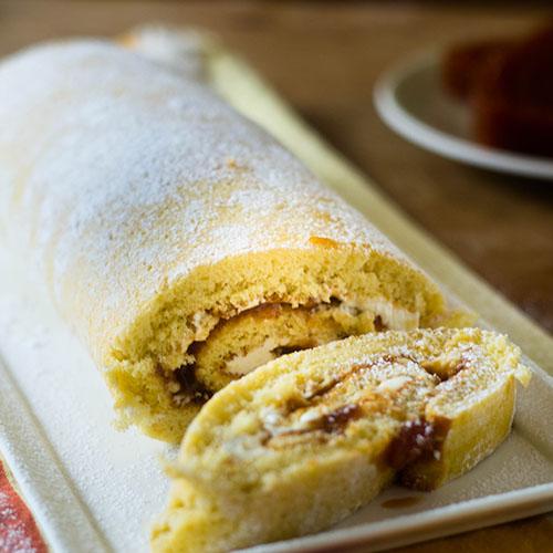 Brazilian Jelly Cake #cake #jelly #dessert | feedyoursoul2.com