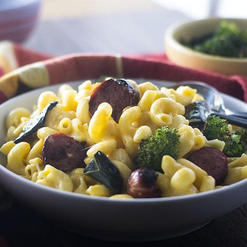 Macaroni N Cheese Bar #comfortfood #smokedcheese #pasta | feedyoursoul2.com