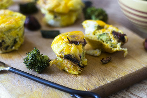 Easy Egg Muffins from Feed Your Soul Too