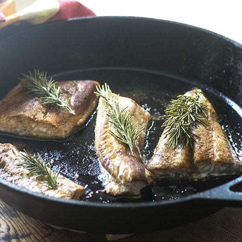 Feed Your Soul Too: Branzino On Zoodles