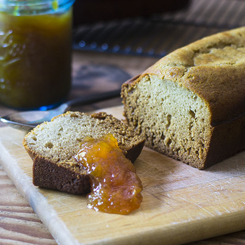 Olive Oil Honey Cake from Feed Your Soul Too