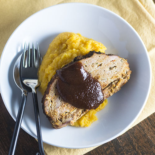 Mexican Meatloaf from Feed Your Soul Too