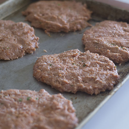 Burgers Formed