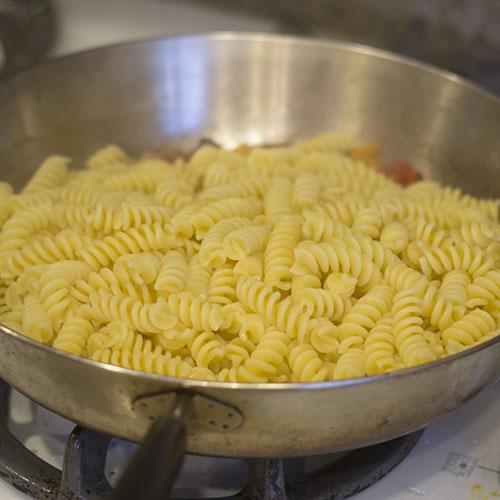 Noodles Added