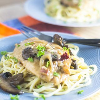 Kosher Chicken Marsala