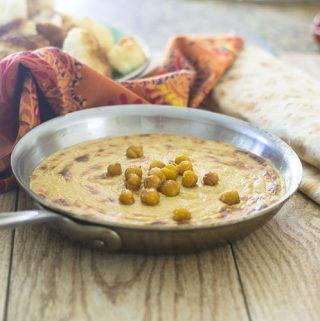 Turkish Hummus a la Zahav