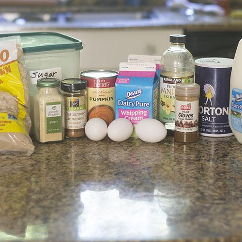 Filling Ingredients