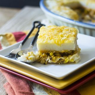 Layered Mashed Potatoes