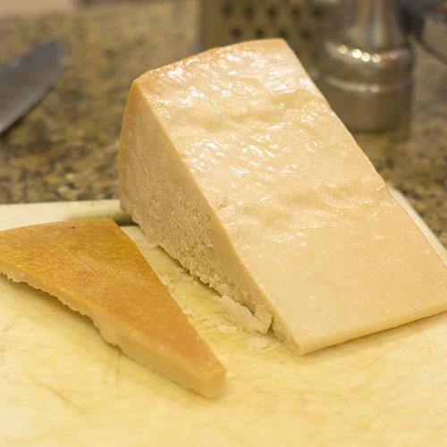 Parmesan Reggiano Cheese
