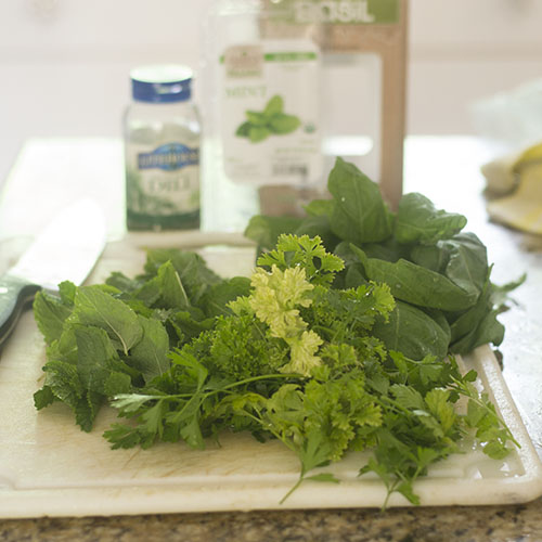 Herb Ingredients