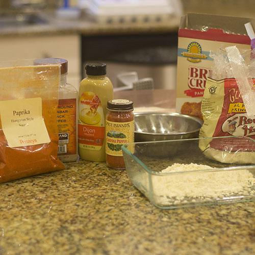Dredge Ingredients