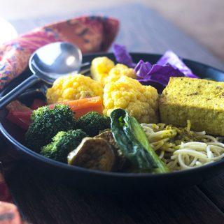 Thai Yellow Curry Tofu