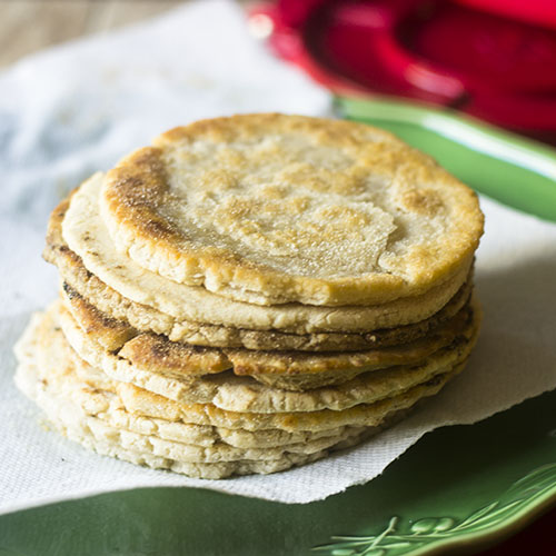Gluten Free Tortillas #mexicanfood #glutenfree #bread | feedyoursoul2.com