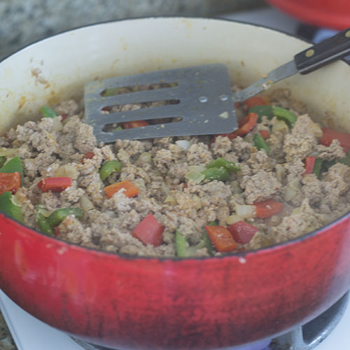 Ground Turkey Browning