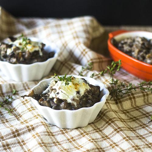 Sauteed Mushroom Medley Recipe #sidedish #mushrooms #stew | feedyoursoul2.com