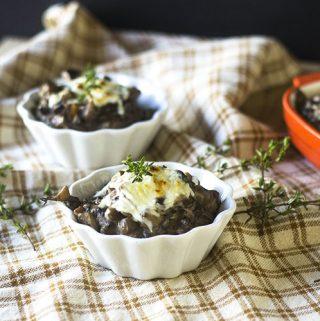 Sautéed Mushroom Medley Recipe