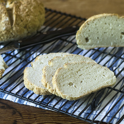 Gluten Free Artisan Bread from Feed Your Soul Too