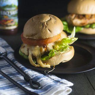 Grilled Chicken & Cheese Sandwich