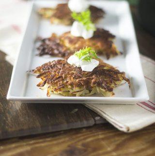Gluten Free Potato Latkes