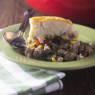 GF Turkey Shepherds Pie