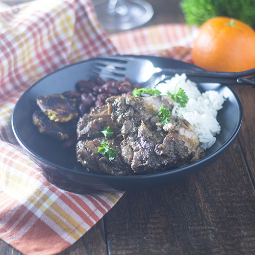 Jamaican Jerk Chicken Stew from Feed Your Soul Too