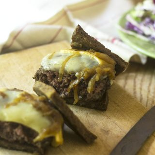 Gluten Free Patty Melt