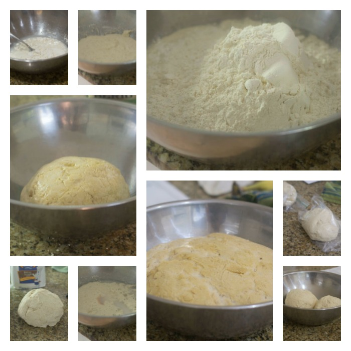 Creating the Dough