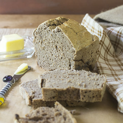 Teff Millet Flour GF Bread from Feed Your Soul Too