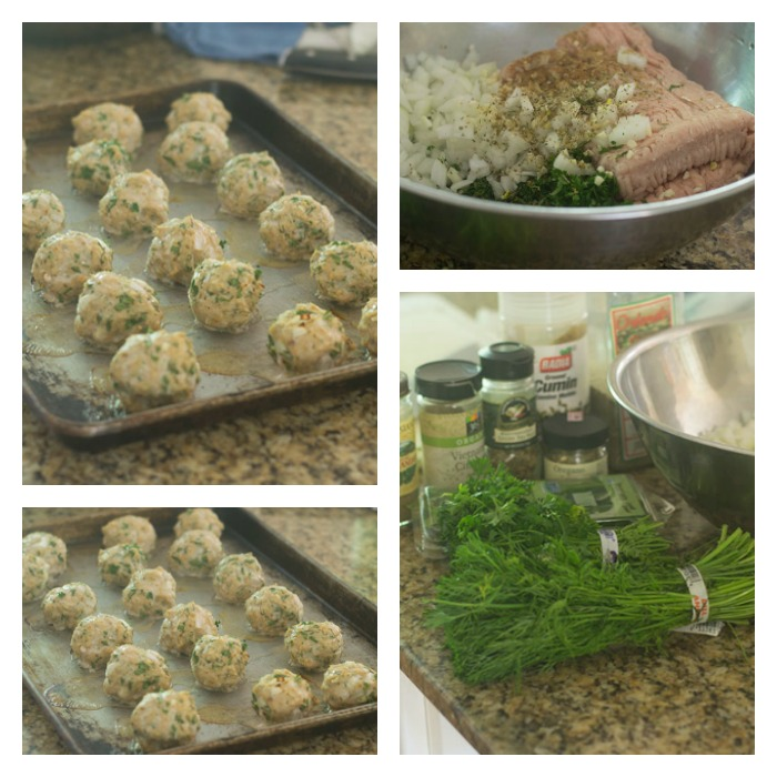 Creating of the Meatballs